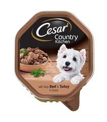 Cesar рагу для собак говядина, индейка 150гр