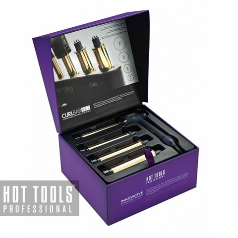 Набор сменных плоек Hot Tools Professional Curlbar set 24K Gold HTCURLSETUKE