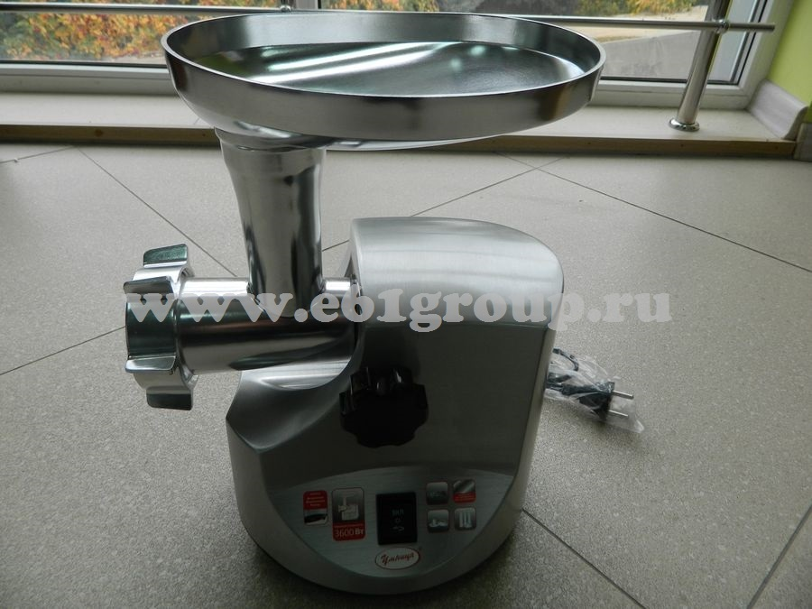 1 Мясорубка электрическая Комфорт Умница MЭ-3600Вт-К