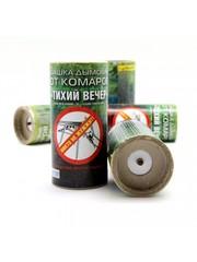 Комплект 12шт. дымовая шашка от комаров «Тихий Вечер»