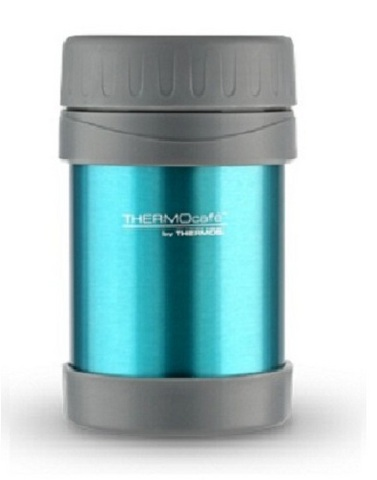 Термос для еды Thermos JNL-500 Sports Food Flask (0,5 литра), бирюзовый