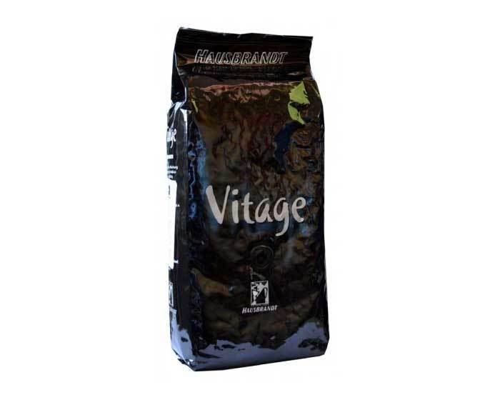 Кофе в зернах Hausbrandt Vitage, 1 кг