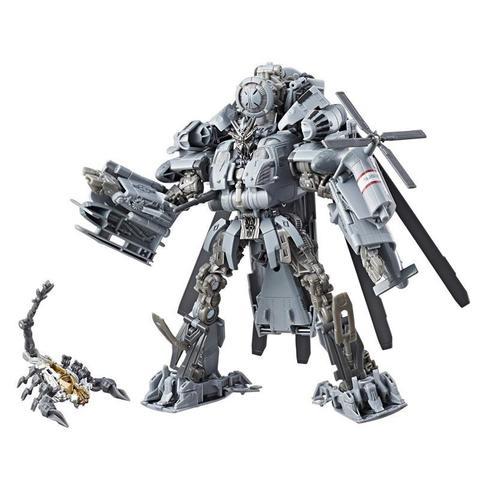 Робот - Трансформер Десептикон Блэкаут и Скорпонок - Studio Series 08, Hasbro
