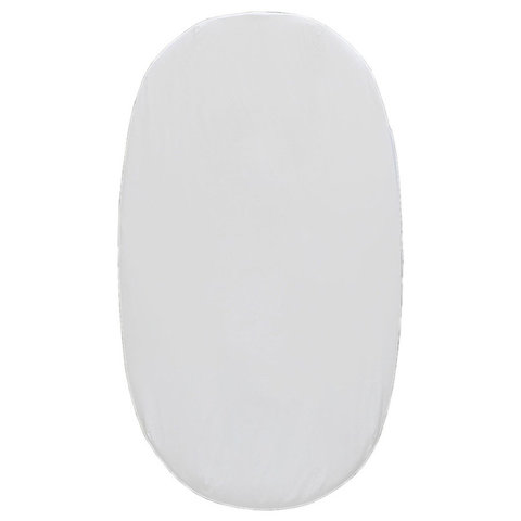 Oval White