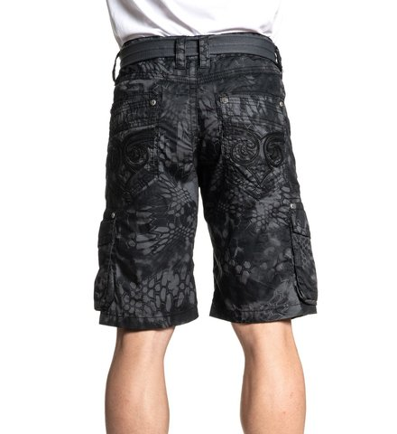 Шорты Affliction NOBLE CARGO SHORT