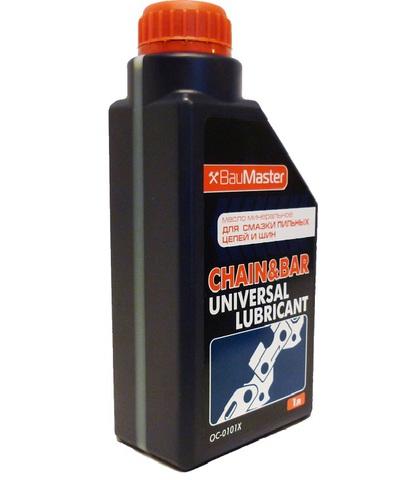 Масло для смазки пильных цепей и шин BauMaster ОС-0101х