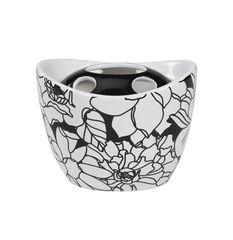 Стакан для зубных щёток Creative Bath Black & White