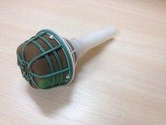 Оазис-флористическая губка для живых цветов, МИКРОФОН, шар 8 см.