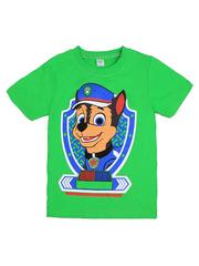 D002-7 футболка для мальчиков, зеленая