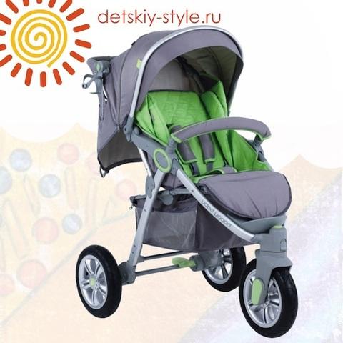 "Прогулочная Коляска Happy Baby ""Neon Sport"" (Трехколесная)"