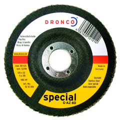 Лепестковый диск Dronco G-AZ K60