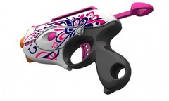Игрушка пистолет помповый с мягкими пулями BlazeStorm (BS7058)