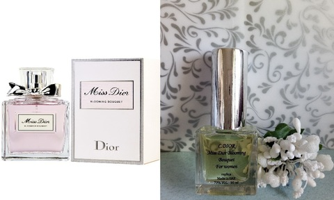 Miss Dior Blooming Bouquet C. DIOR 10 мл