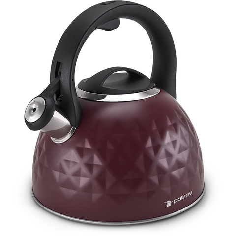 Чайник со свистком Polaris Elegia-3LR