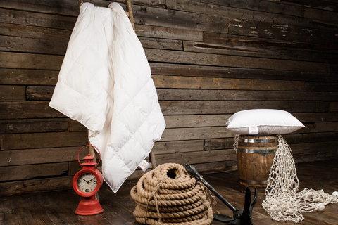 Элитное одеяло детское Kinder Snow от German Grass