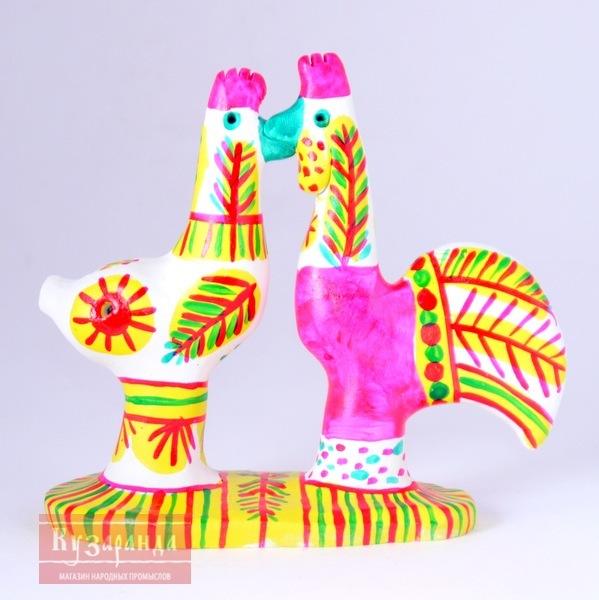 Филимоновская игрушка картинки петух