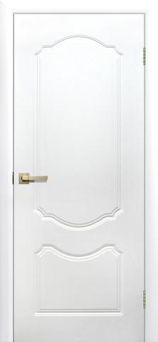 Дверь Сибирь Профиль Симфония ДГ, цвет белый, глухая