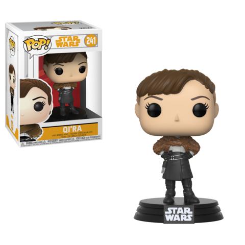 Фигурка Funko POP! Bobble: Star Wars: Solo: Qi'Ra POP 6 26977