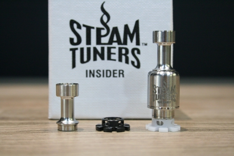 Insider RBA for BilletBox by Steam Tuners