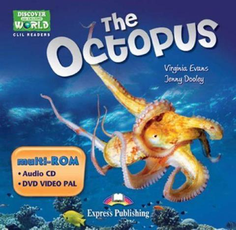 The Octopus. Student's multi-ROM (Audio CD / DVD Video PAL). Аудио CD/ DVD видео (для ученика)