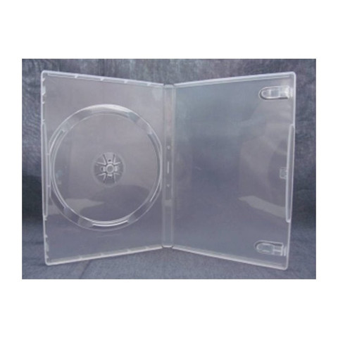 Бокс для CD/DVD дисков VS DVD-box/5шт 14мм прозрачный