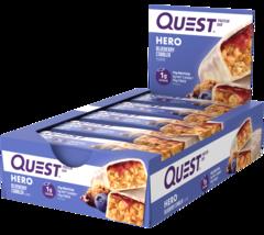 Батончики Quest Hero