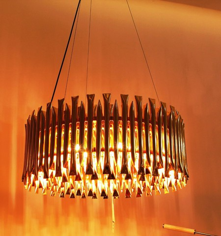 MATHENY SUSPENSION LIGHT ( 60 cm ) by Delightfull