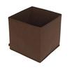 Коробка для вещей, без крышки, Minimalistic, Minimalistic brauny