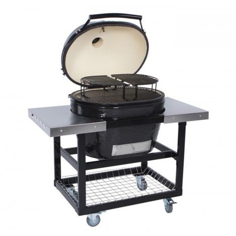 Металлический стол-тележка для Primo XL и Large