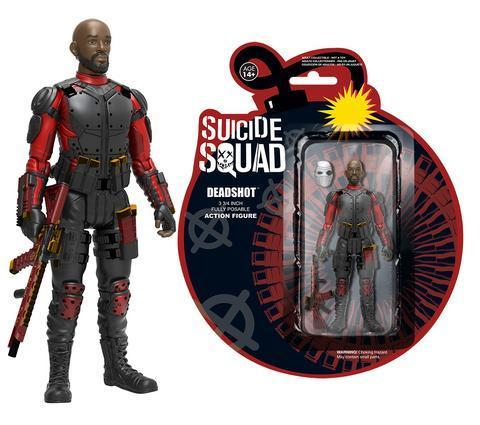 Фигурка Funko Action Figure: Suicide Squad: Deadshot 13016