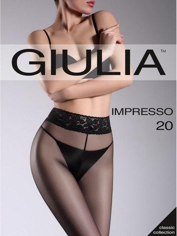 Женские колготки Impresso 20 Giulia