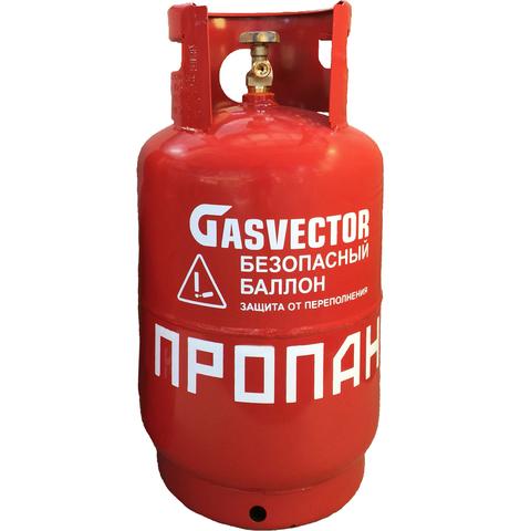 Безопасный газовый баллон