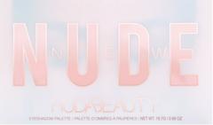 HUDA BEAUTY The New Nude Palette палетка теней