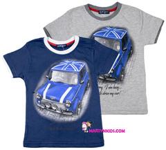 1574 футболка  мини купер