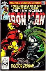 The Invincible Iron Man # 593 Lenticular Cover