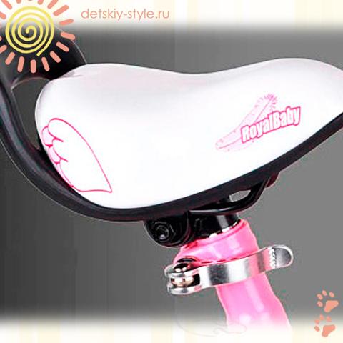 "Велосипед Royal Baby ""Little Swan Steel 12"" (Роял Беби)"