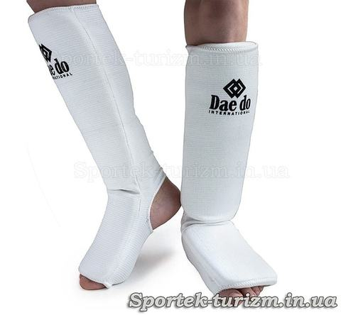 Защита голени и ступни для рукопашного боя Dae do
