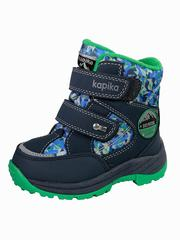 Ботинки Капика 41150-4 для мальчика 1