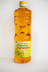 Асекеевское масло горчичное 0,9л