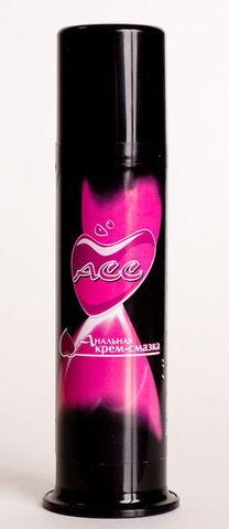 Расслабляющий крем смазка для анального секса ''Creamanal  АСС'' (silicone) (разный объем)