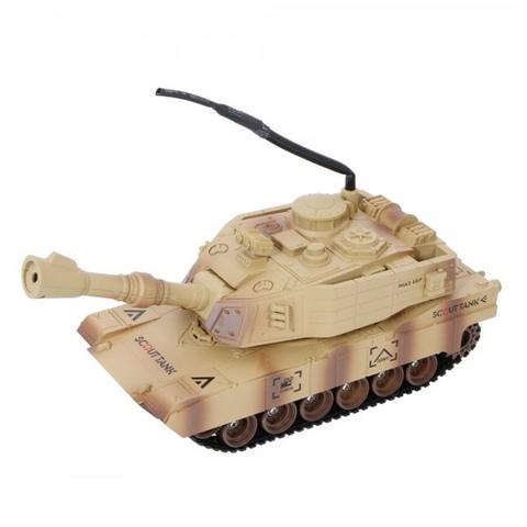 Танк с передающей камерой и управлением через Wi-Fi JD805 FPV Tank