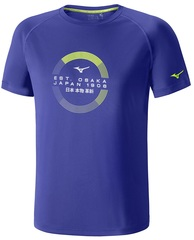 Футболка беговая Mizuno Transform Tee мужская