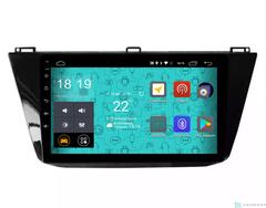 Штатная магнитола 4G/LTE Volkswagen Tiguan 16+ Android 7.1.1 Parafar PF975