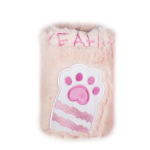 Подставка д/канц. Furry Paw Pink