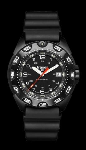 Купить Наручные часы Traser Tornado Pro 105476 (каучук) по доступной цене