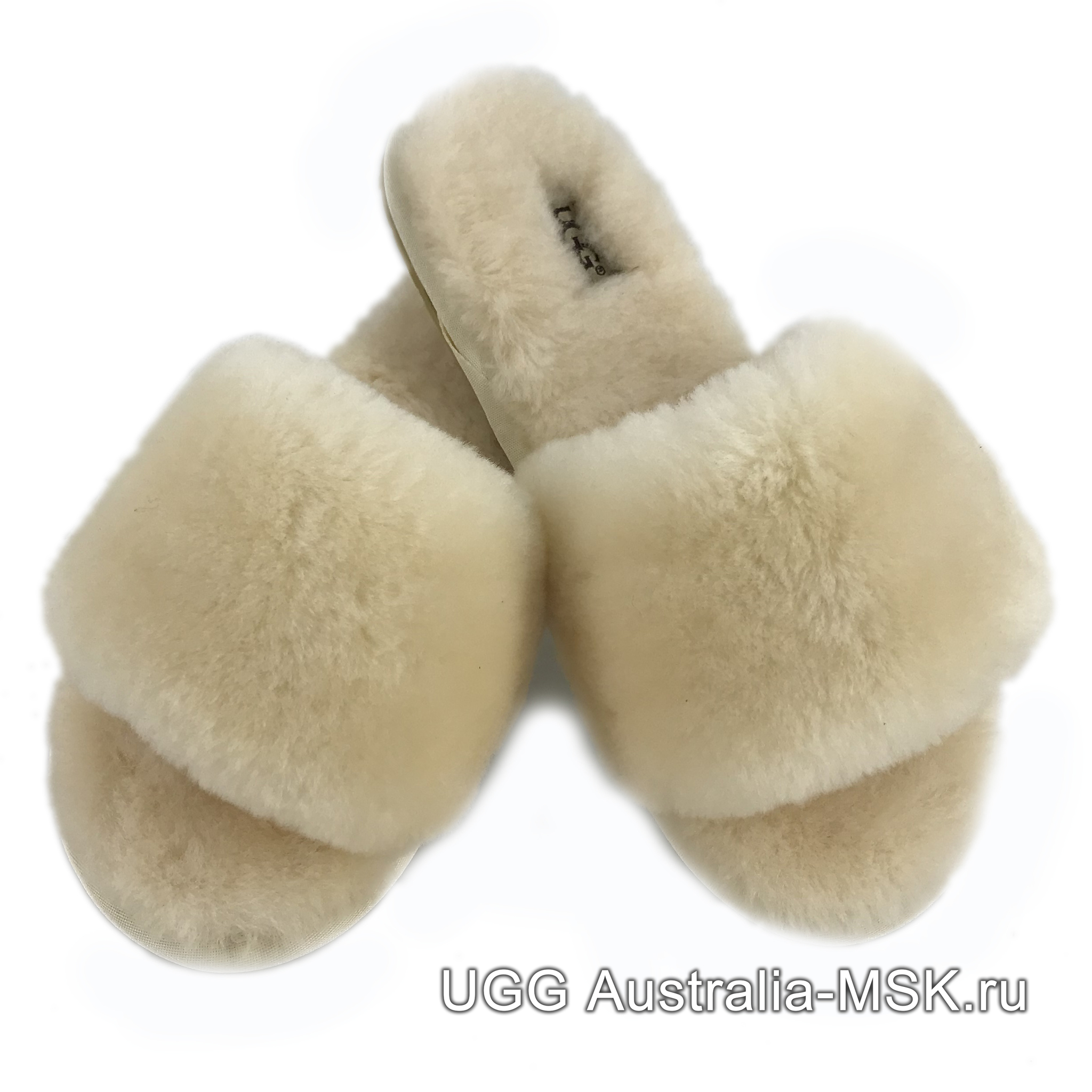 UGG Slipper Cream