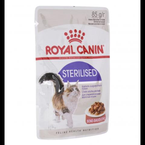 Royal Canin Sterilised (в желе) 85 г * 12 шт.