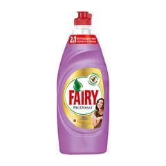 Средство для мытья посуды FAIRY ProDerma Шелк и Орхидея 650мл.
