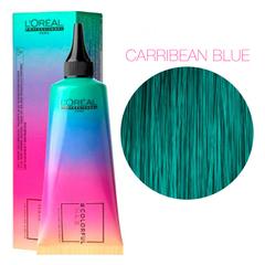 L'Oreal Colorful Hair Carribean Blue (Голубые Карибы) - Крем с пигментом прямого действия