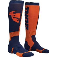 MX Sock / Сине-оранжевый
